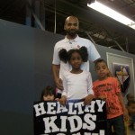 Healthy Families Rock at the Word Church.